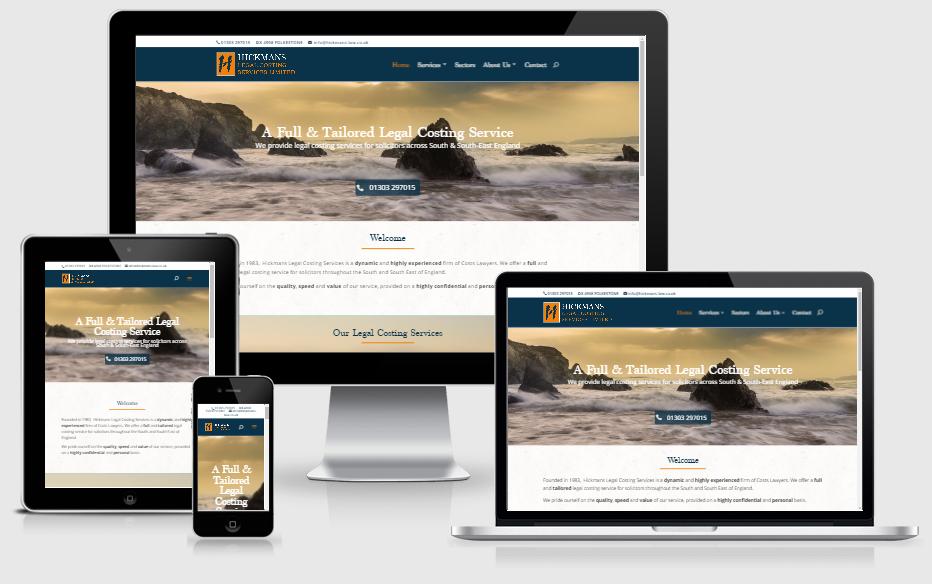 Hickmans Legal Costing Website